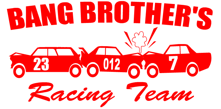 Custom Demolition Derby Car Team Decals Decal Stickers