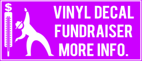 decal fundraising