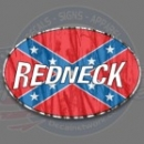 redneck rebel flag decals