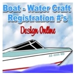 fish boat decals