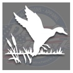 waterfowl decals