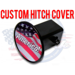 custom hitch covers
