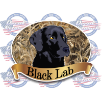 black lab camo grass