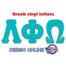greek sorority decals