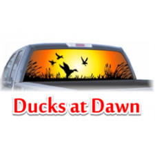 ducks at dawn