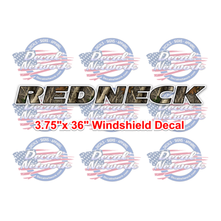 redneck_windshield_decal