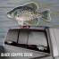black crappie decal